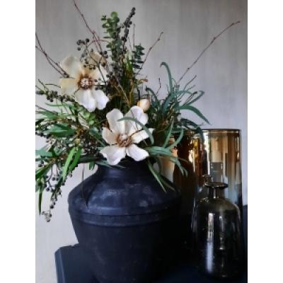 zijde magnoliaboeket